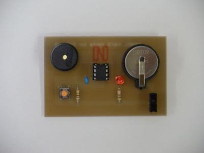 製作する電子オルゴール